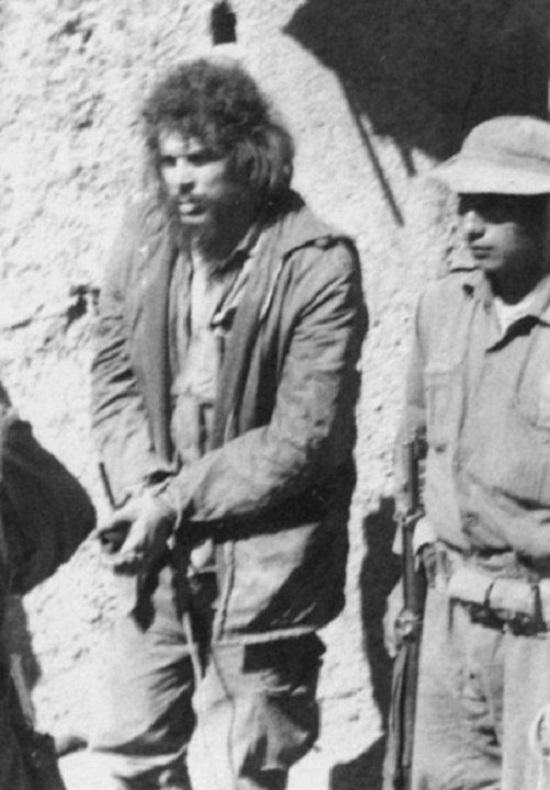 Guevara maltrecho, capturado por el Ejército bolviiano el 9 de octubre de 1967 / ARCHIVOS