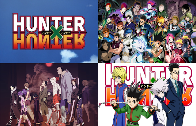 50 Gambar Wallpaper Hunter X Hunter HD Untuk PC Komputer & Laptop