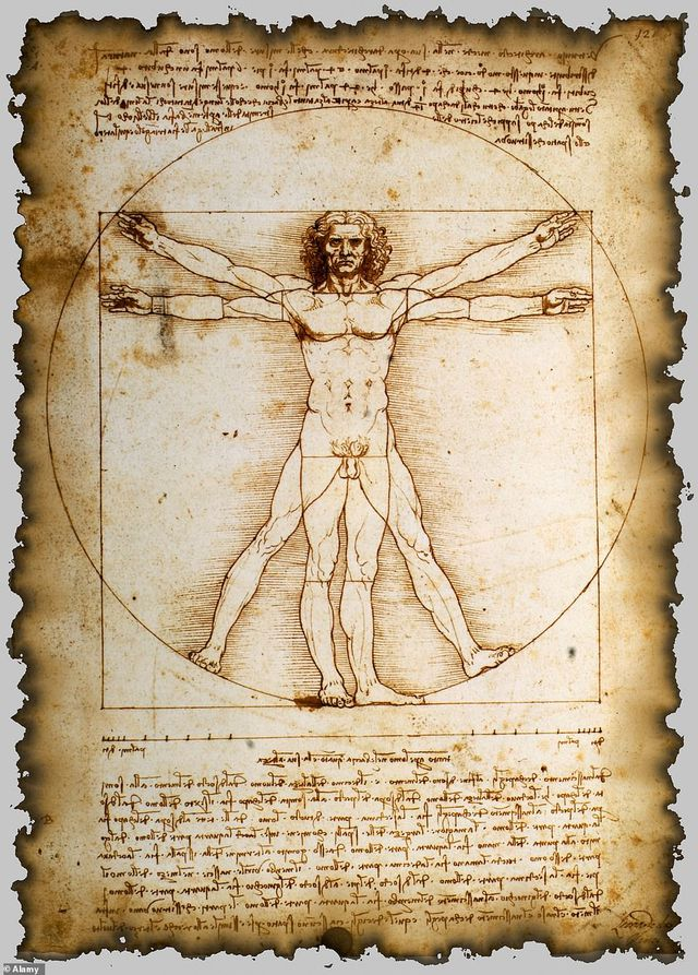 Why is a sketch painting of Da Vinci insured at over 1 billion euros?