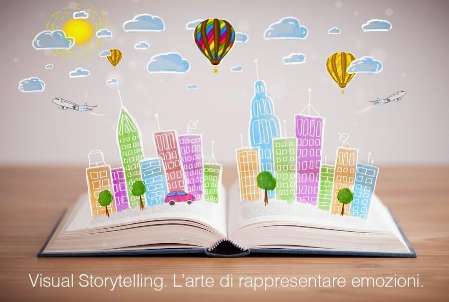 visual storytelling, l'arte di rappresentare emozioni