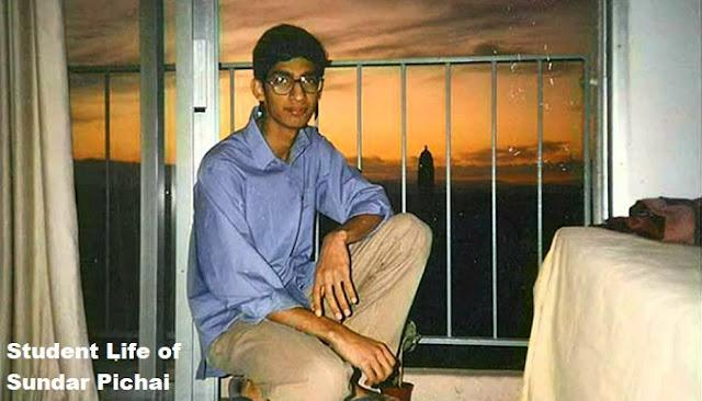 Sundar Pichai Journey to Google