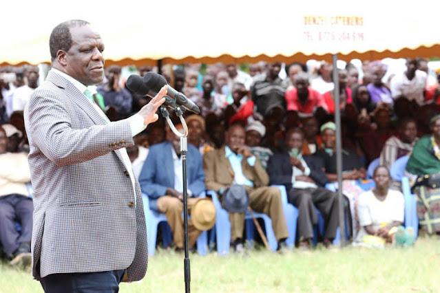 Kakamega Governor Wycliffe Oparanya photo