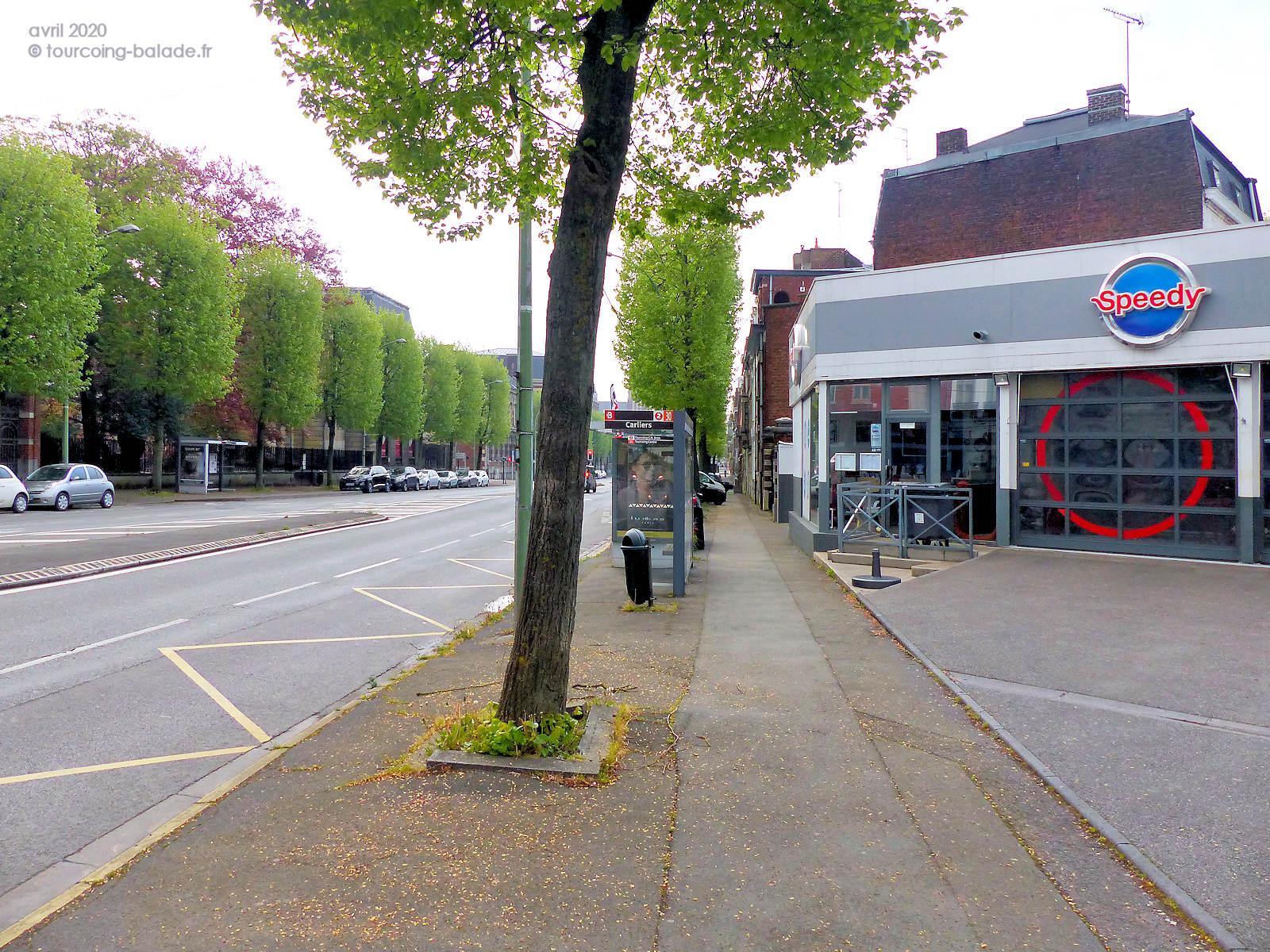 Boulevard Gambetta Tourcoing - Speedy 2020