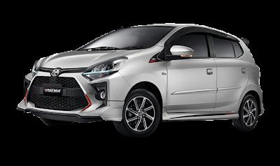 Tersedia Banyak Pilihan Warna, Berikut Harga Kredit Toyota Agya