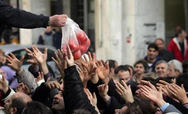 ΕΛΣΤΑΤ: Χώρα φτωχών η Ελλάδα, μαζί με Βουλγαρία και Ρουμανία