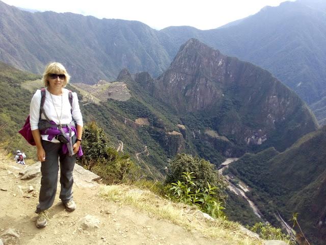I miei viaggi da sogno: traveldream2017. Io a Machu Picchu