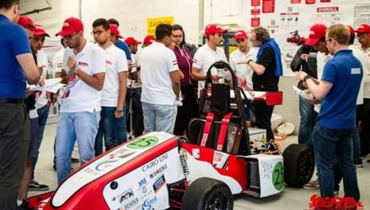جامعة القاهرة تفوز في مسابقة دولية للاختراعات