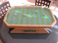 football de table avec un jeu rapide et habile le Weykick