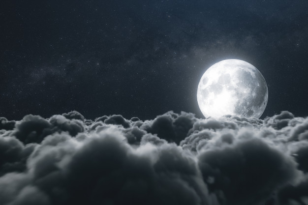 Info Gerhana Bulan Total Mei 2021 dan Amalan Yang Dianjurkan
