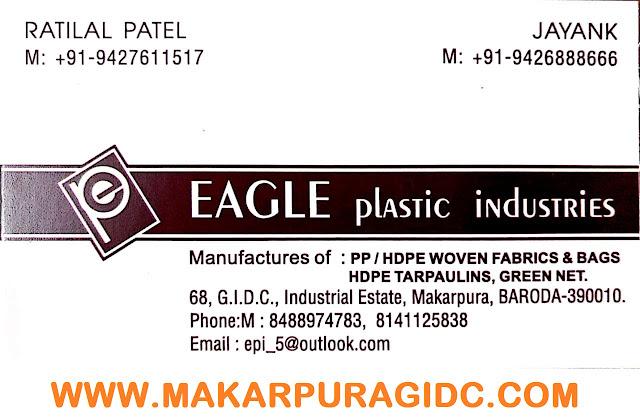 EAGLE PLASTIC INDUSTRIES - 9427611517 | 9426888666