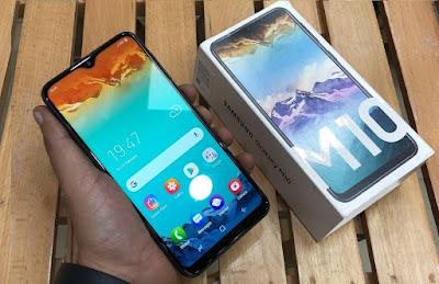 Cara Hard Reset Samsung Galaxy M10