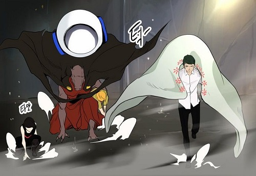 "Tower of God ""Phonsekal Laure"""