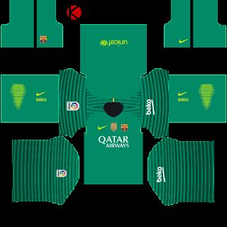 Barcelona Kits 2016/2017 - Dream League Soccer 2015