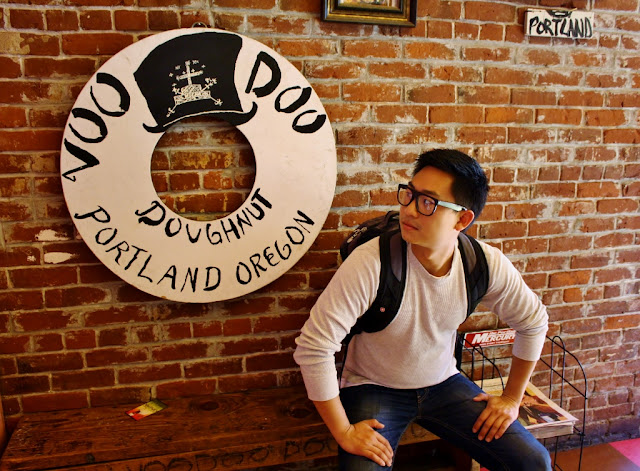 S O F A T  Blog: Post 119: Portland - Cursed by Voodoo Doughnut's