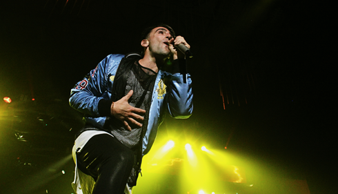 hedley hello world tour 2016