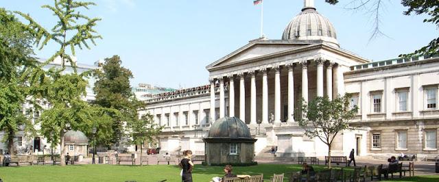 Beasiswa S2 Pendidikan dan Ilmu Sosial UCL London 2019 Lulusan S1
