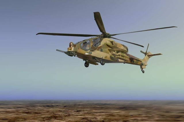 Italian Army AH249 NEES helicopter