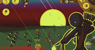Steak War: Legacy (MOD, Unlimited Money / James) | Stick War: Legacy 1.11.152 Apk + Mod