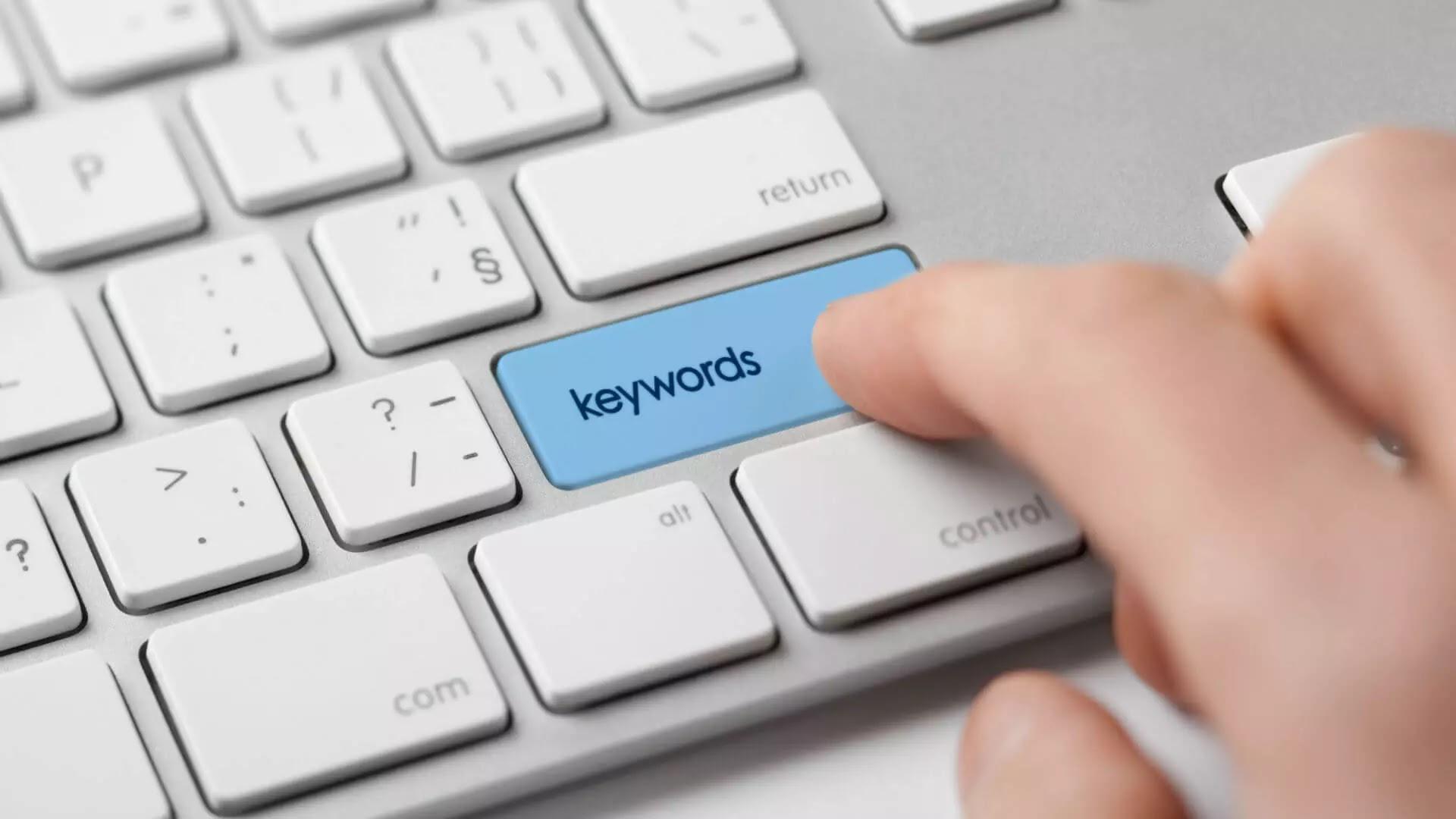 keyword search engine