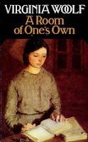 A Room Of One's Own by Virginia Woolf book cover