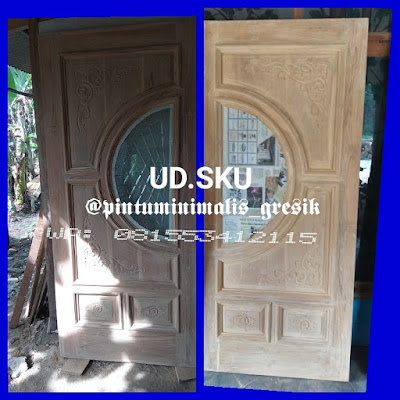 pintu minimalis gresik surabaya sidoarjo mojokerto lamongan