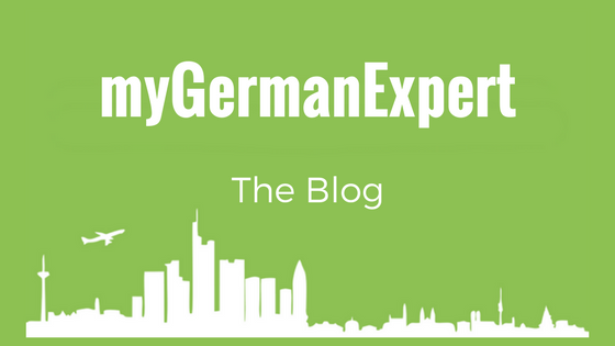 myGermanExpert Blog