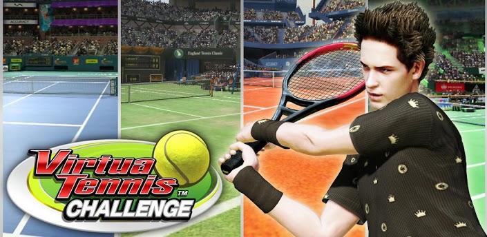 Virtua Tennis Challenge Android FULL APK OBB