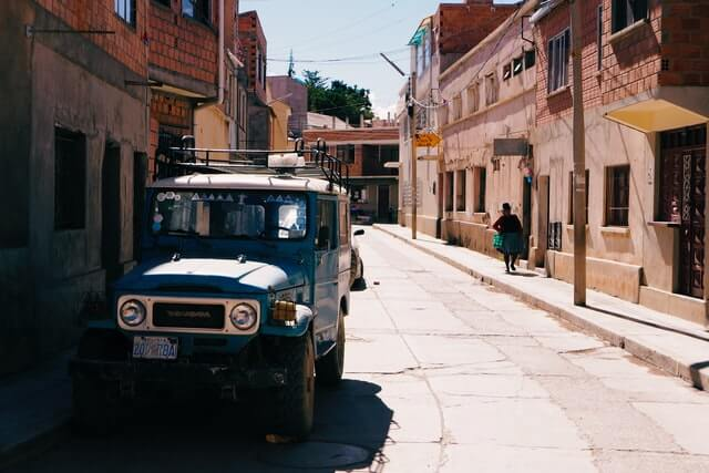 Foto Bolívia