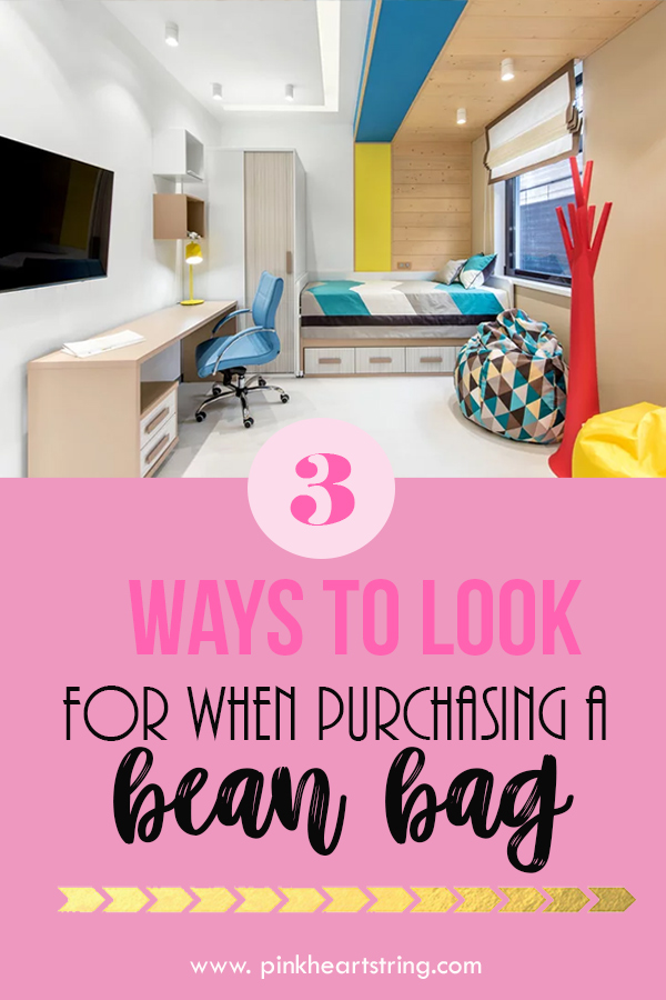Things to Look for When Purchasing a Bean Bag