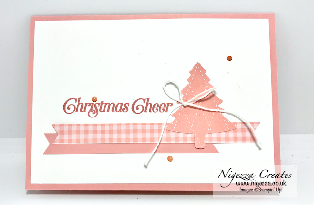 Nigezza Creates with Stampin' Up! & Perfectly Plaid
