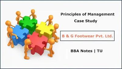 B & G Footwear Pvt. Ltd. │ Case Study