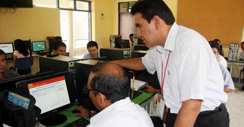 MINEDU inicia este lunes ciclo virtual de capacitación docente a nivel nacional