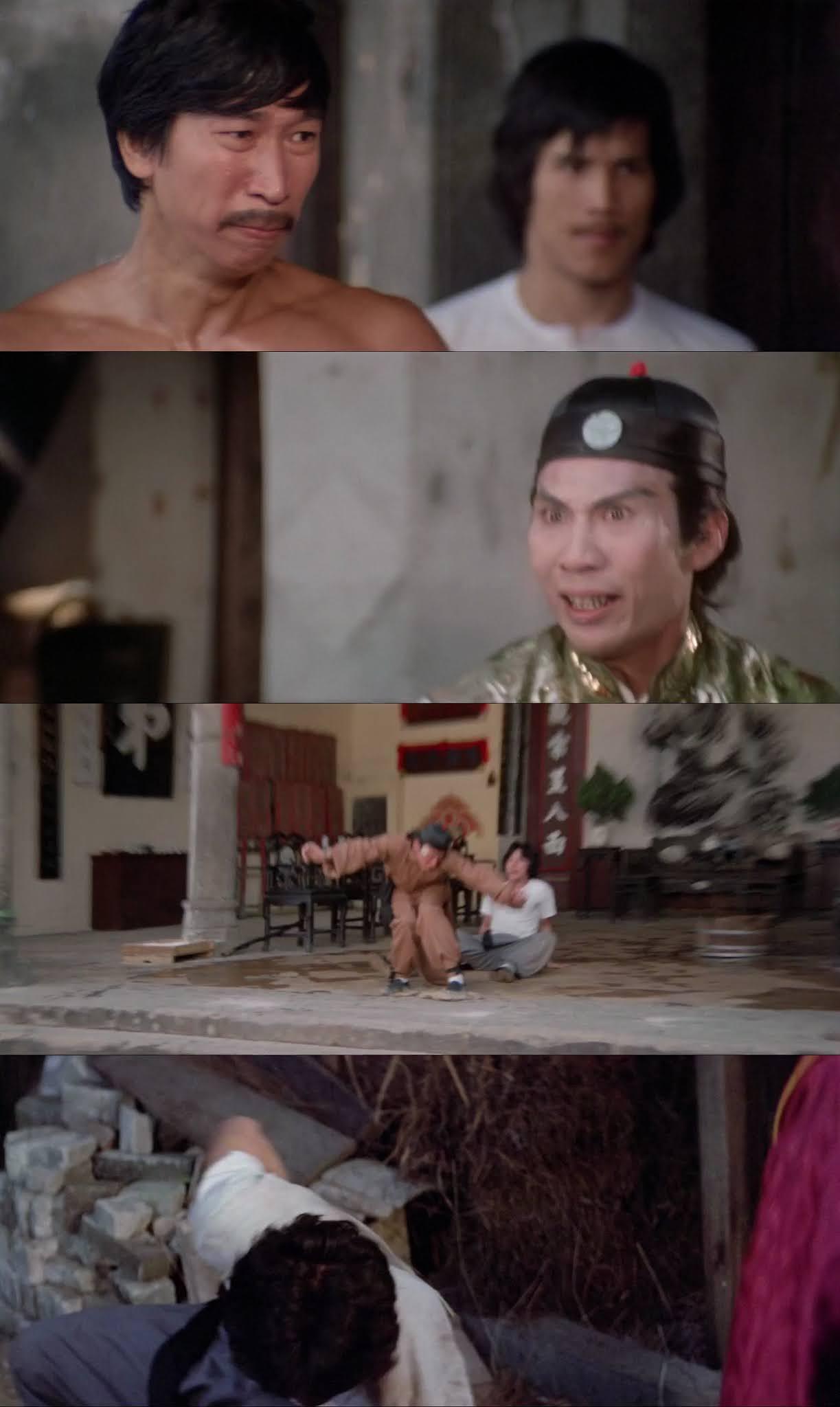 El Puño de la Serpiente 1978 HD 720p Latino