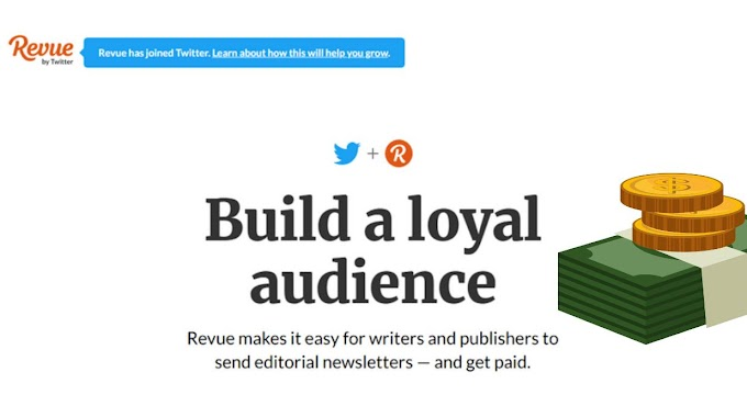 Twitter presents a way to make money from content