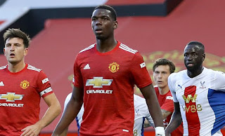 Italian Club Juventus were suppose to bid for Manchester United player Pogba before pandemic
