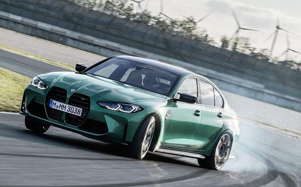Novo BMW M3 2022 chega ao Brasil: preço parte de R$ R$ 757.950