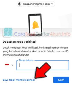 cara mengembalikan akun gmail yang terhapus tidak permanen