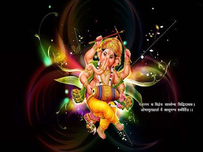 श्री गणेश चालीसा (Shri Ganesh Chalisa)