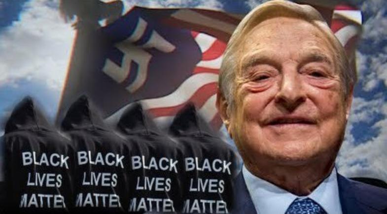 Soros, Black Lives Matter,