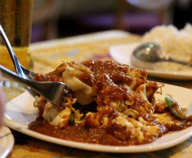 Indonesian Food at Nancy Lam's Enak Enak