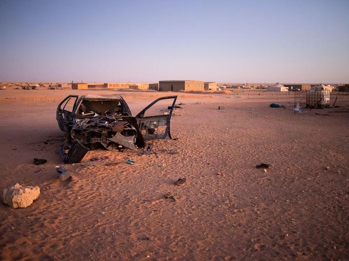 """""""Europa, cómplice en el expolio de los recursos naturales del Sáhara Occidental""""."""