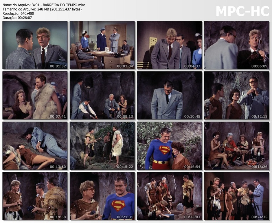 AS AVENTURAS DO SUPER HOMEM - COLETÂNEA DE EPISÓDIOS (DUBLADO/DVD-RIP) – 1952/1958 3x01%2B-%2BBARREIRA%2BDO%2BTEMPO.mkv_thumbs