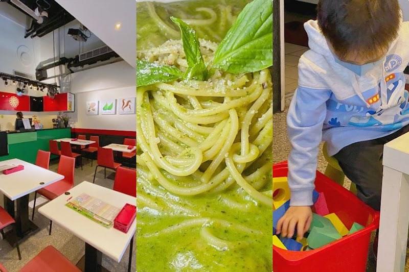 義把麵義式廚房菜單menu有蔬食素食放大清晰版詳細分類資訊