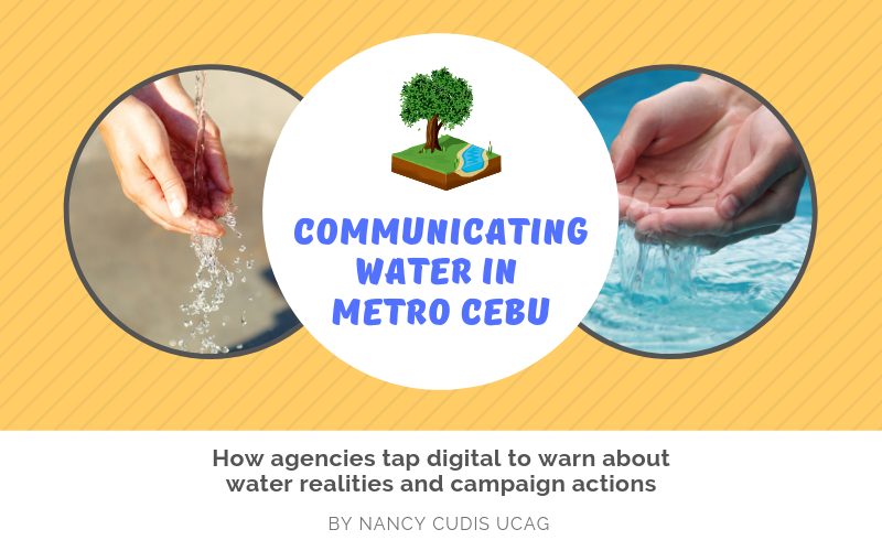 water issues Cebu City Cebu Nancy Cudis