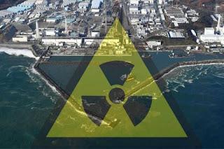 Japón planea verter al océano el agua radiactiva de la central nuclear de Fukushima.