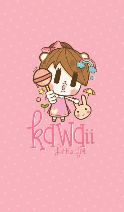 Kawaii Little Girl