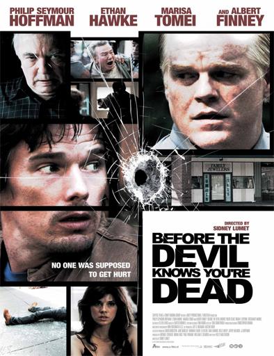 Ver Antes que el diablo sepa que has muerto (2007) Online