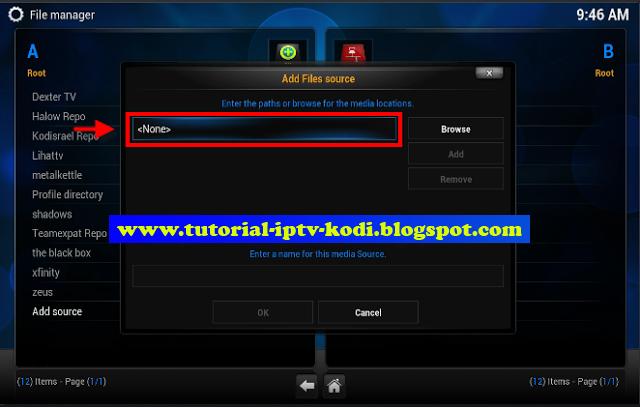 19 step Install Bob Add-on For Kodi