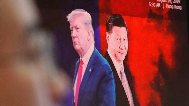 China dice NO a petición de Trump de investigar a los Biden