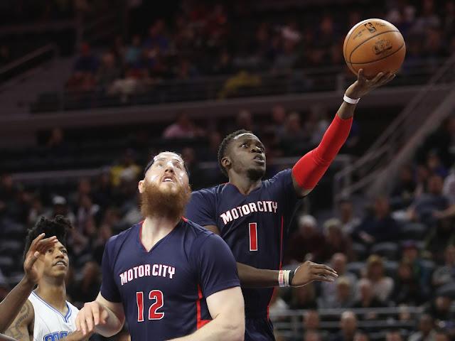 Reggie Jackson et Bayne | PistonsFr, actualité des Detroit Pistons en france